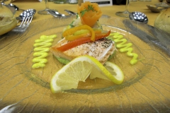 Fish Starter - London Kosher Caterer Gallery
