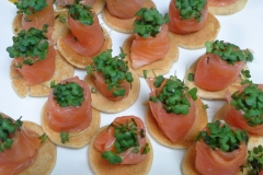 Salmon - London Kosher Caterer Gallery