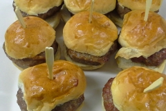 Mini Burgers - London Kosher Caterer Gallery