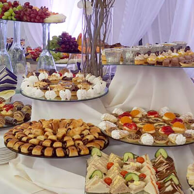 Roving Buffet - London Kosher Caterer Menus